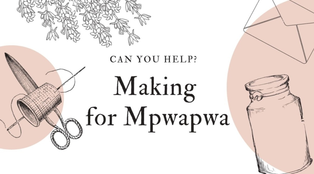 Making for Mpwapwa poster